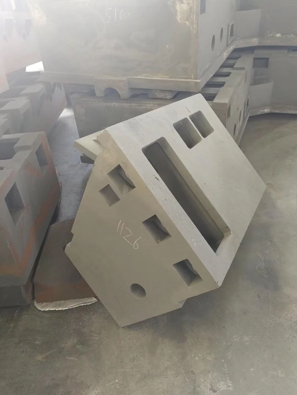 常熟铸造机械床身底座铸件导轨磨床加工价格
