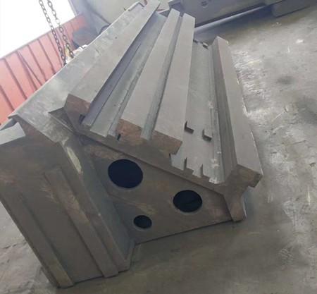 绍兴机床铸造件机床床身立柱铸造