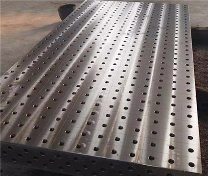 温岭T型槽T开口20和22T型槽铸铁平台什么价格