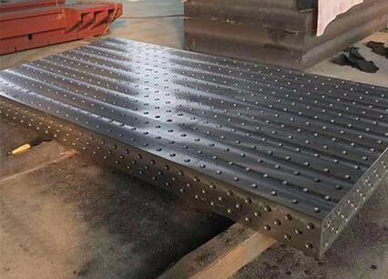 温岭T型槽1米乘2米铸铁平中厂家人工铲刮价格