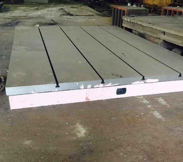 温岭T型槽铸铁焊接装配平台哪个厂家好
