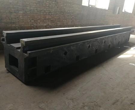哪个厂家好河北数控龙门机床床身铸件铸造方法