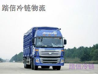 上海到文山州冷链物流行业领先的