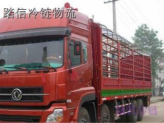 上海到怒江州冷链物流专线整车运输