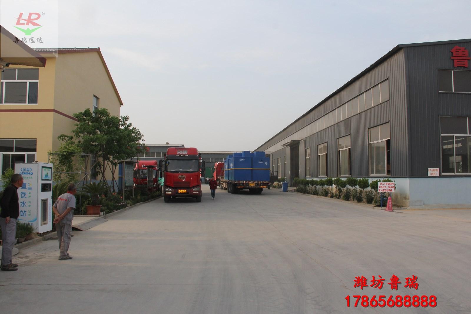 山东潍坊嘉乐洗衣房污水处理设备处理效率高
