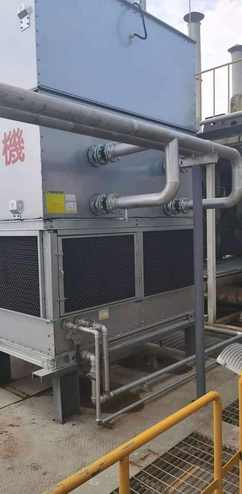 茂名良机冷却塔施工方案