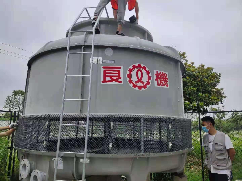 淄博良機冷卻塔施工廠家
