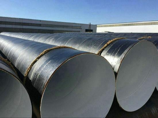厂区循环水用压力管道螺旋钢管订购厂家
