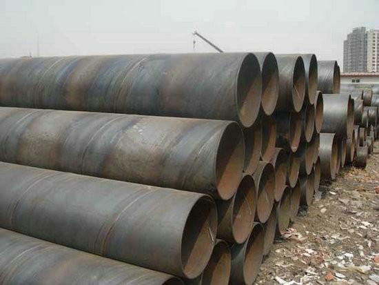 法兰连接厚壁螺旋钢管优惠厂家