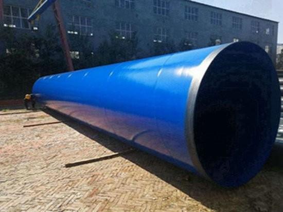 牙克石自来水管道用防腐钢管采购