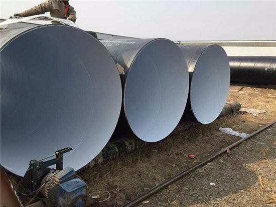 赣州环氧煤沥青防腐螺旋钢管交期快