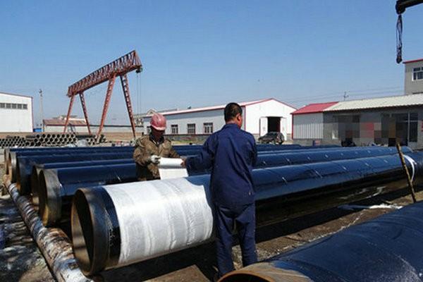 澄海 内外防腐螺旋钢管厂家价格
