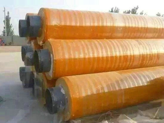 海盐直埋聚氨酯保温管哪里出厂价格低
