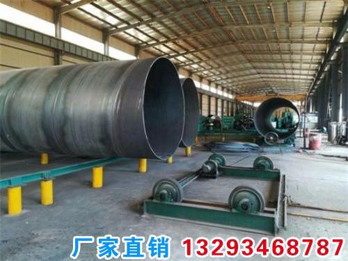 汪清Q345D螺旋钢管优势说明