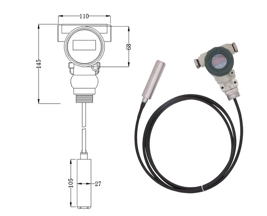 晋中数字显示控制仪SAIL/C-H-I-T3-A1-B1-V