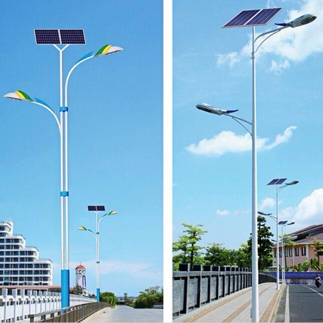 安平5米太阳能路灯农村路灯配件批发