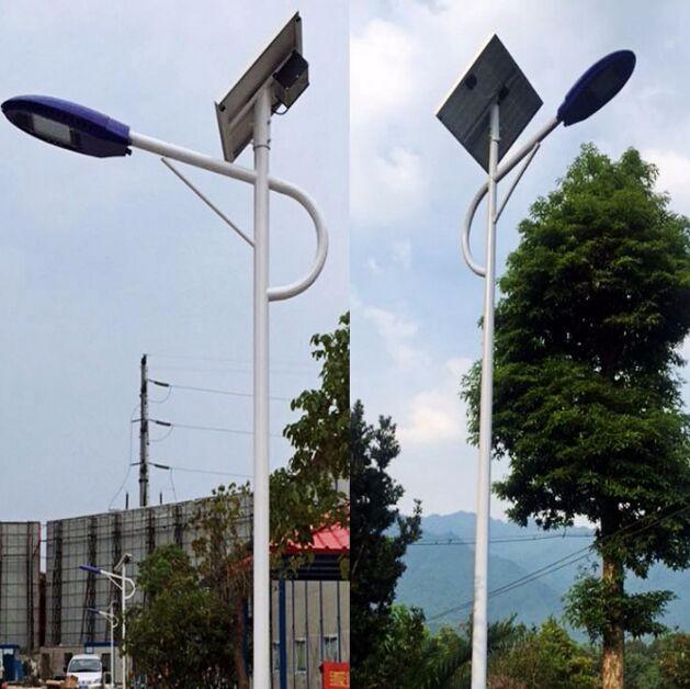 成安县做太阳能路灯的厂家安装方便