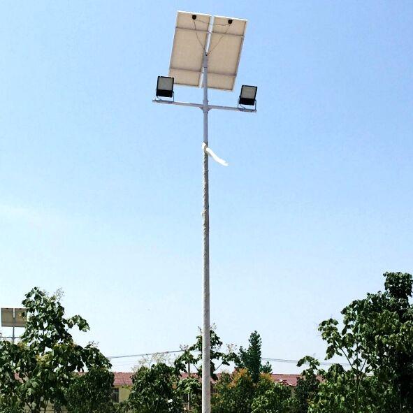 唐山太阳能路灯厂家6米路灯杆常用规格表