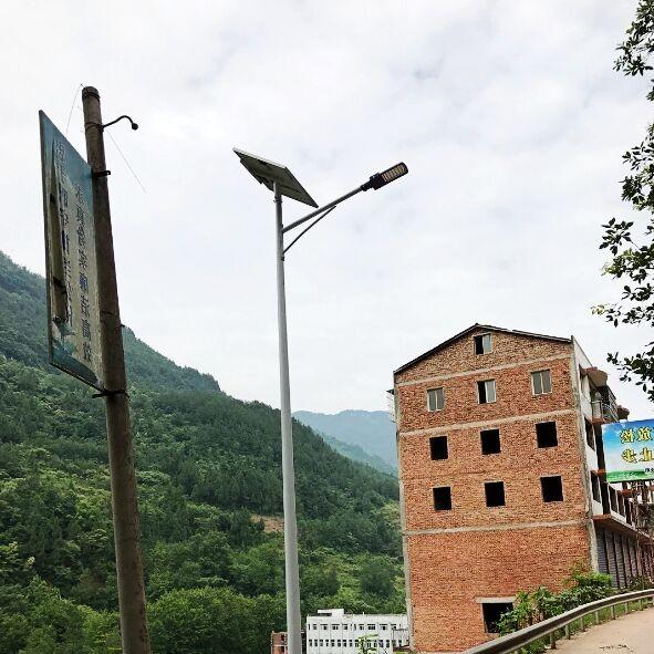 兴隆县太阳能路灯常规款式