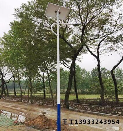 保定新农村太阳能路灯厂家图片选款