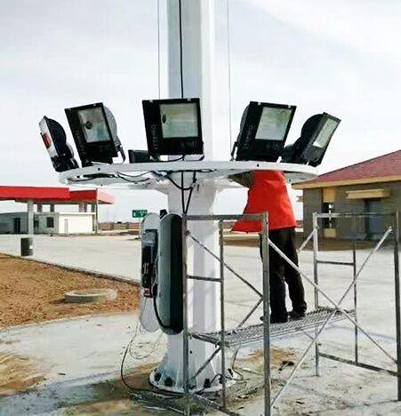 唐山太阳能路灯参与招投标