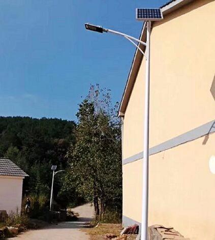 6米30瓦太阳能路灯阳泉郊区技术先进