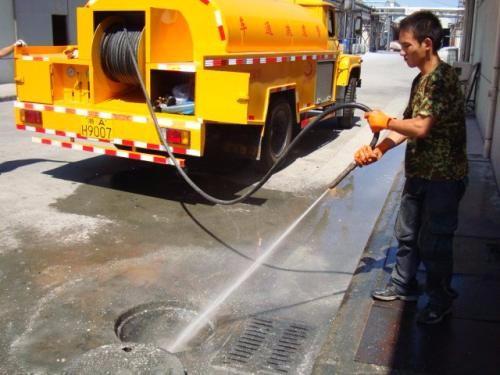 凉山州清掏化粪池市政排水处
