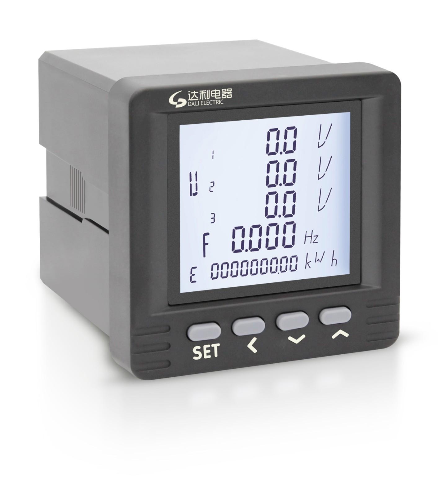 兴安盟LSM-96Q智能数显电量仪表门市价