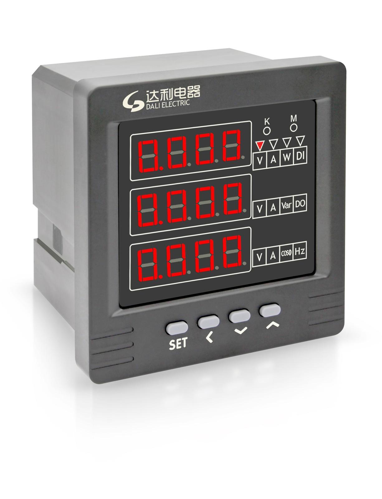 潮州市三相数显电压表HCD-194U-9X4畅销全国