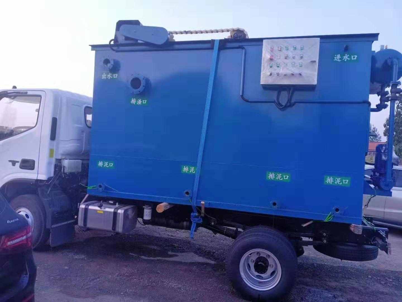 平昌一体式污水处理设备气浮机费用