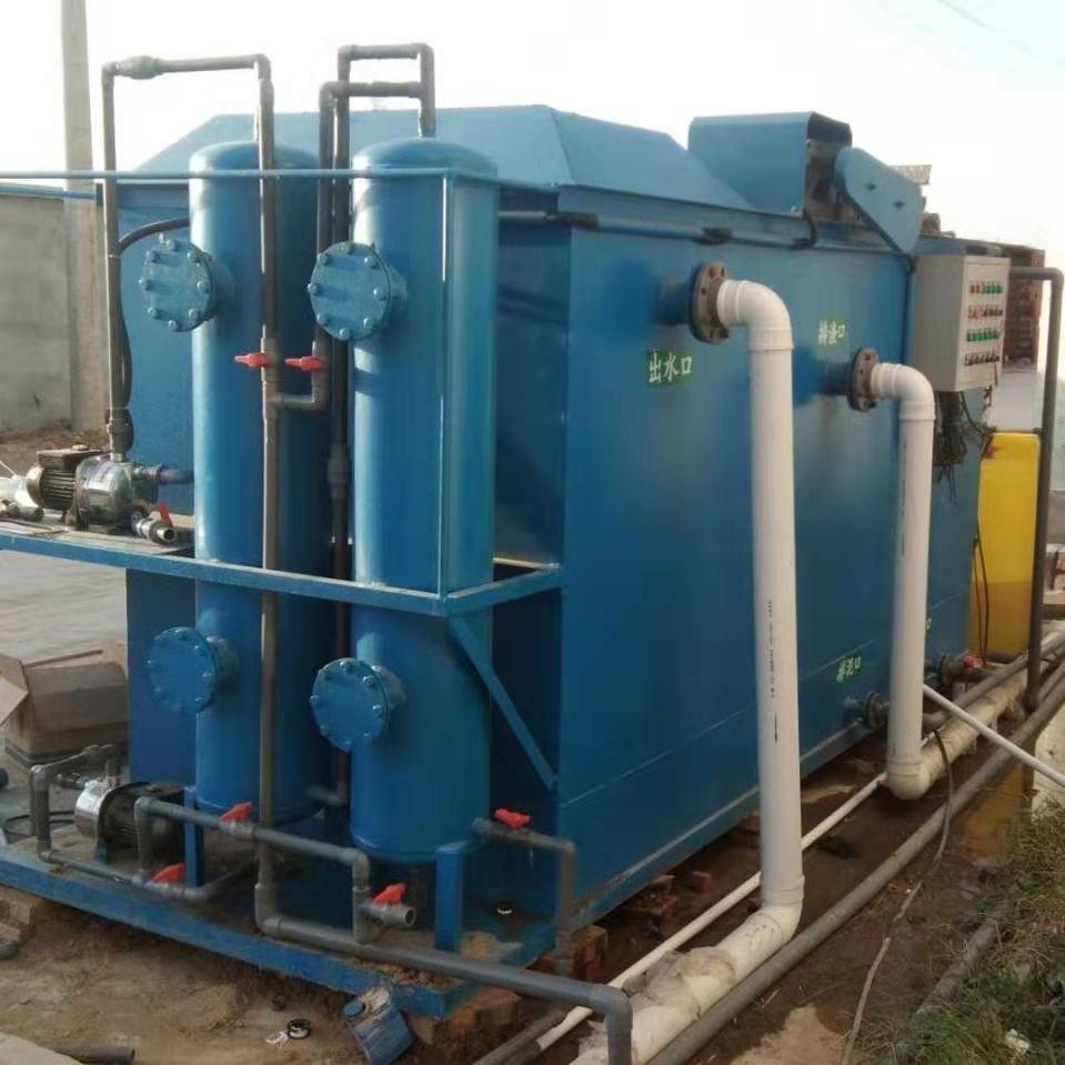 阳西生活污水一体化处理设备