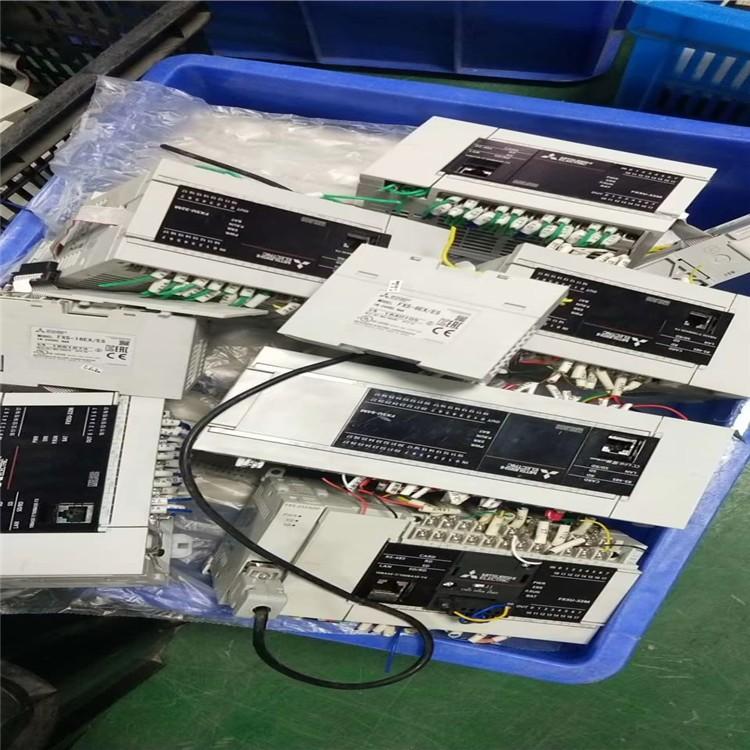 东莞虎门基恩士控制系统回收价高同行