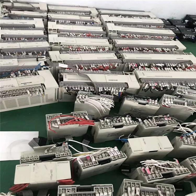 東莞麻涌三菱Q系列模塊回收廣東收購價