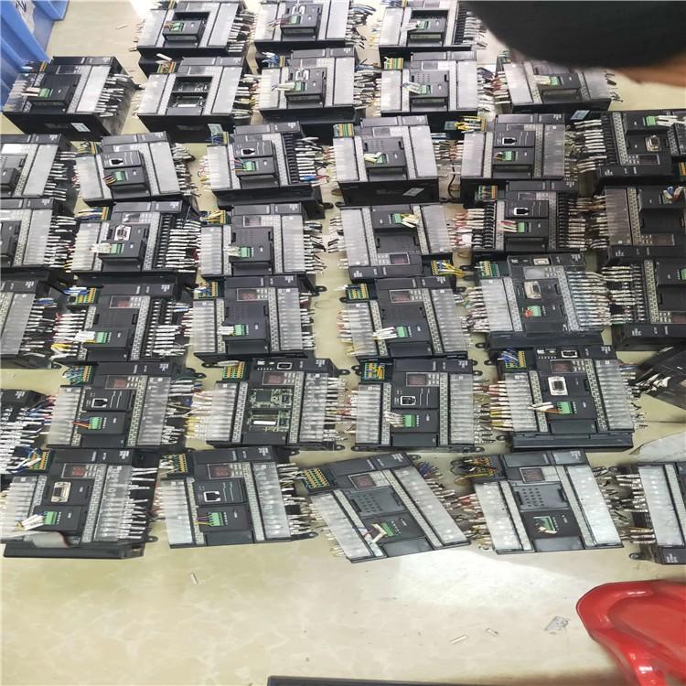 中山大涌松下A6伺服電機回收二手收購