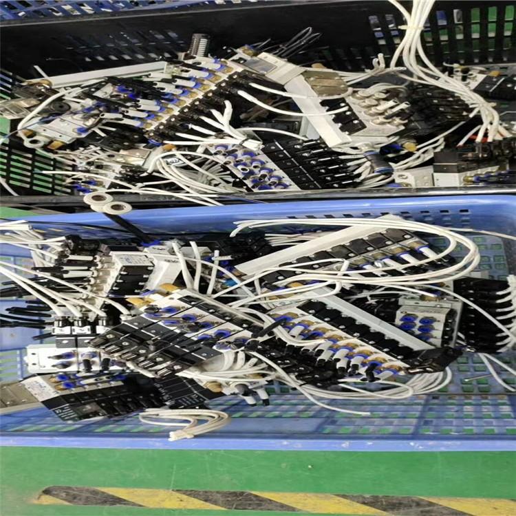 江门江海台达PLC主机回收一路前行