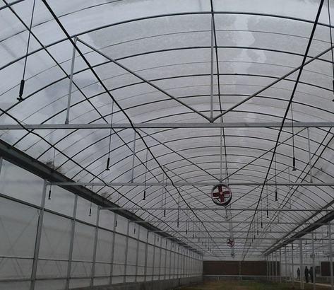 苍南县玻璃温室--江苏御地温室