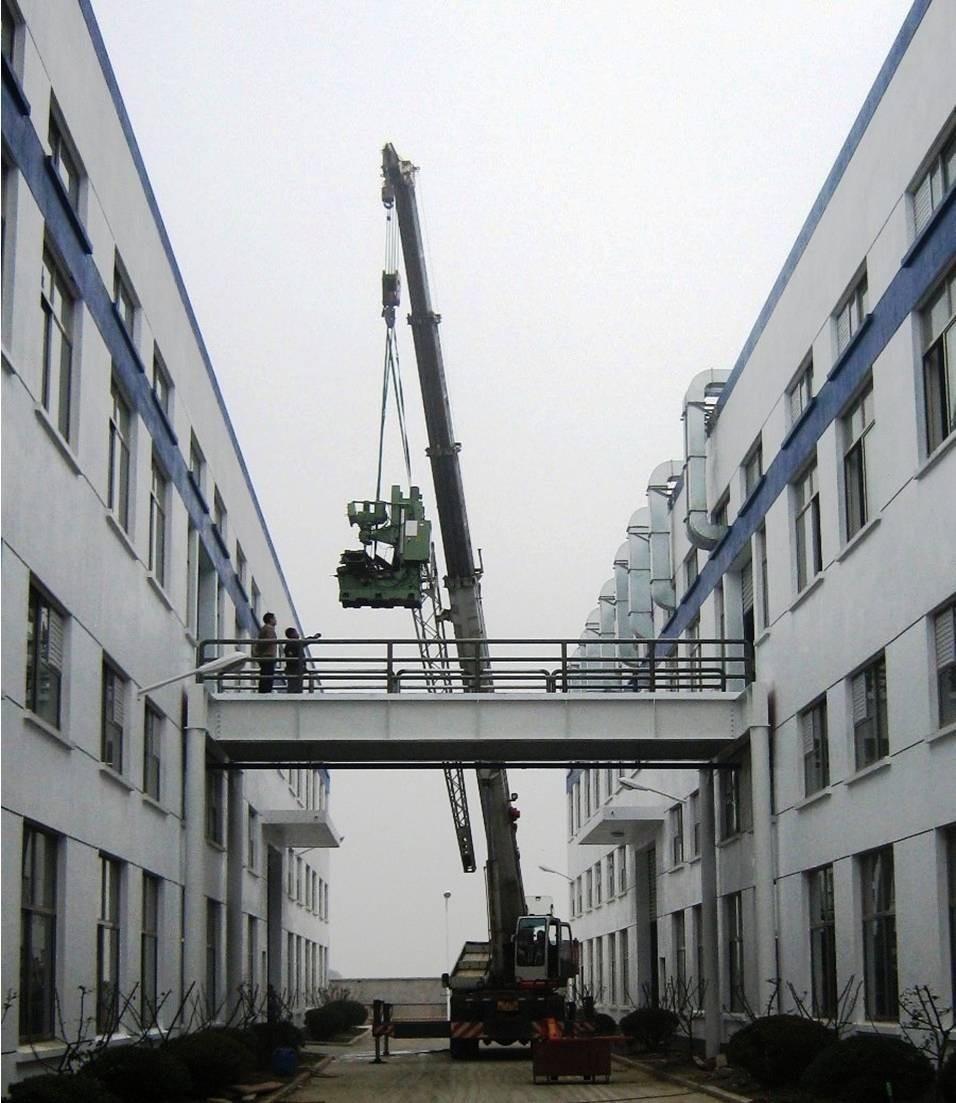 重庆设备分包安装愉快工程 助投产
