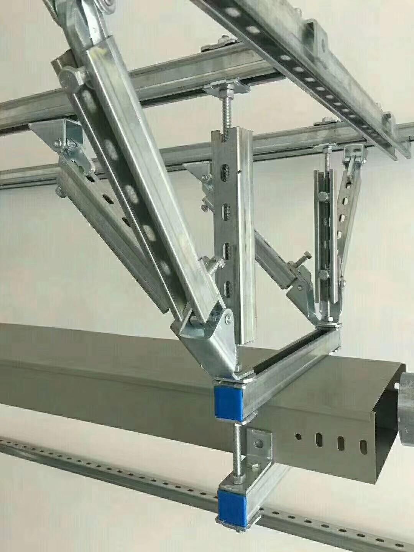 重庆托盘式桥架愉快电气 助投产