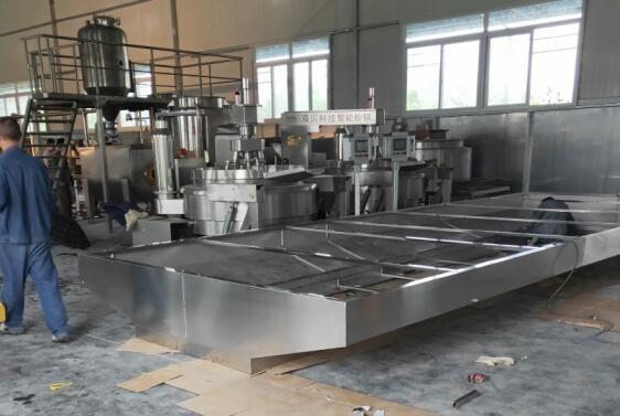 綦江火锅底料厂生产线设计咨询热线