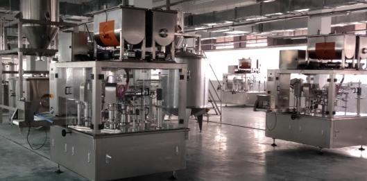 广东广州反应釜生产线改造愉快电气 助投产