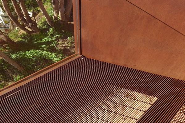 平度市红锈钢板耐候钢板经销商