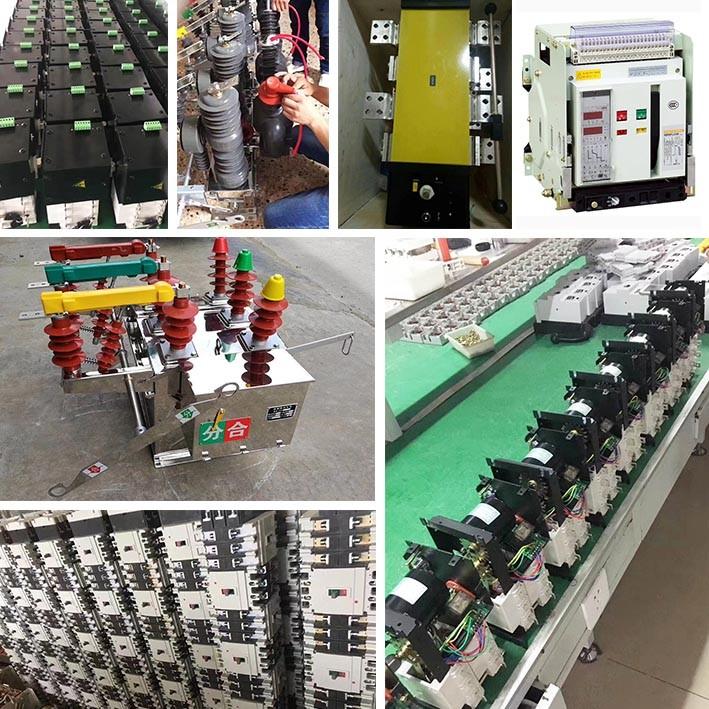伊通县YCM20-400M/3300塑料外壳式断路器生产厂家