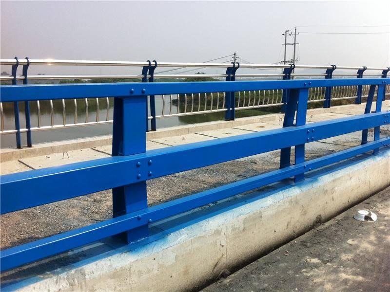 吉林省白山市防撞护栏厂家