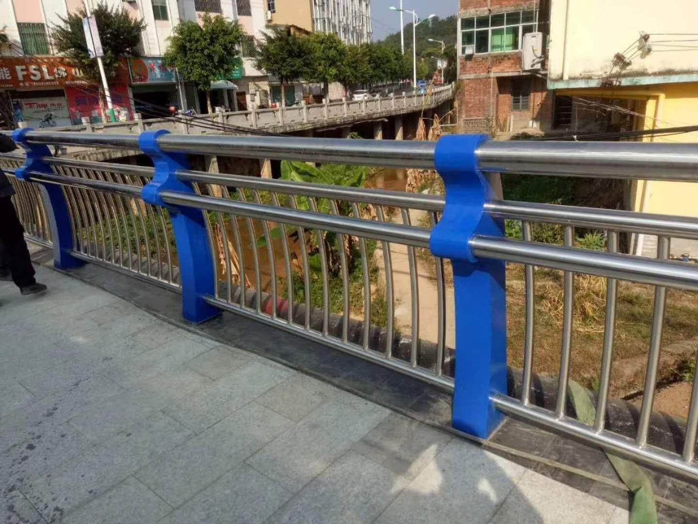 陕西省渭南市桥梁不锈钢护栏生产厂家