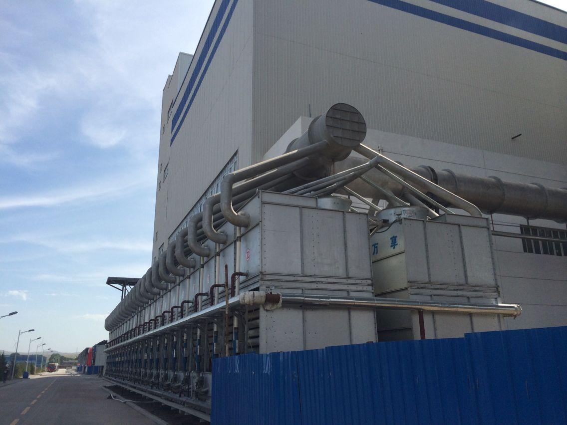 白山市蒸发式冷凝器冷凝温度缺点