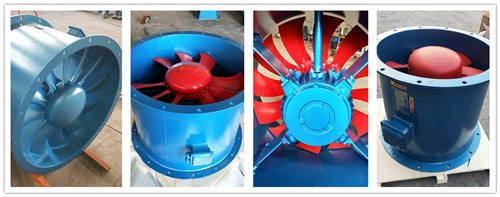 船用轴流排风机厂家经销商-芜湖市-青岛船陆通风设备