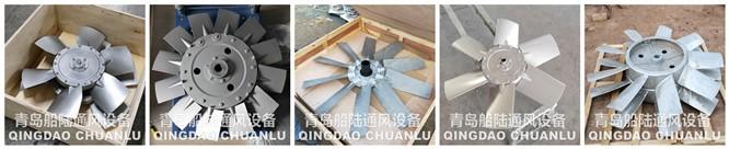 风机风叶厂家供应商永州-青岛船陆通风