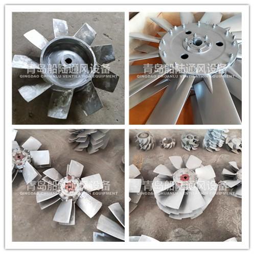 轴流叶轮丨厂家供应商丨孝感-青岛船陆通风设备