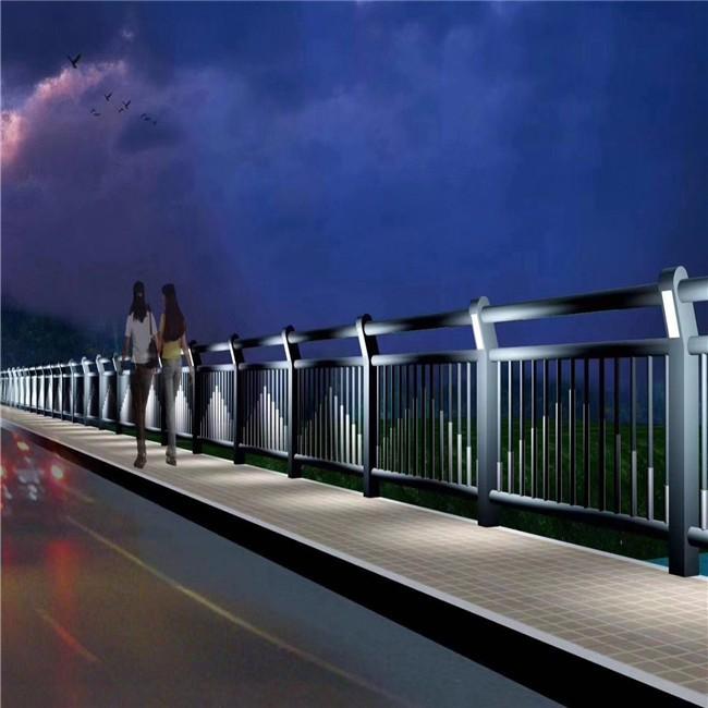 甘肃城市护栏&抗冲击性强