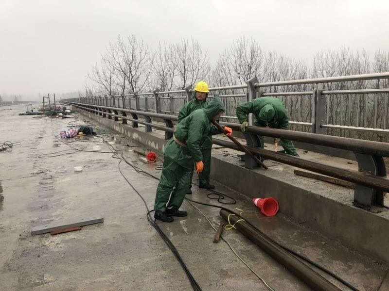 阿拉善盟不锈钢复合管河道栏杆服务为先